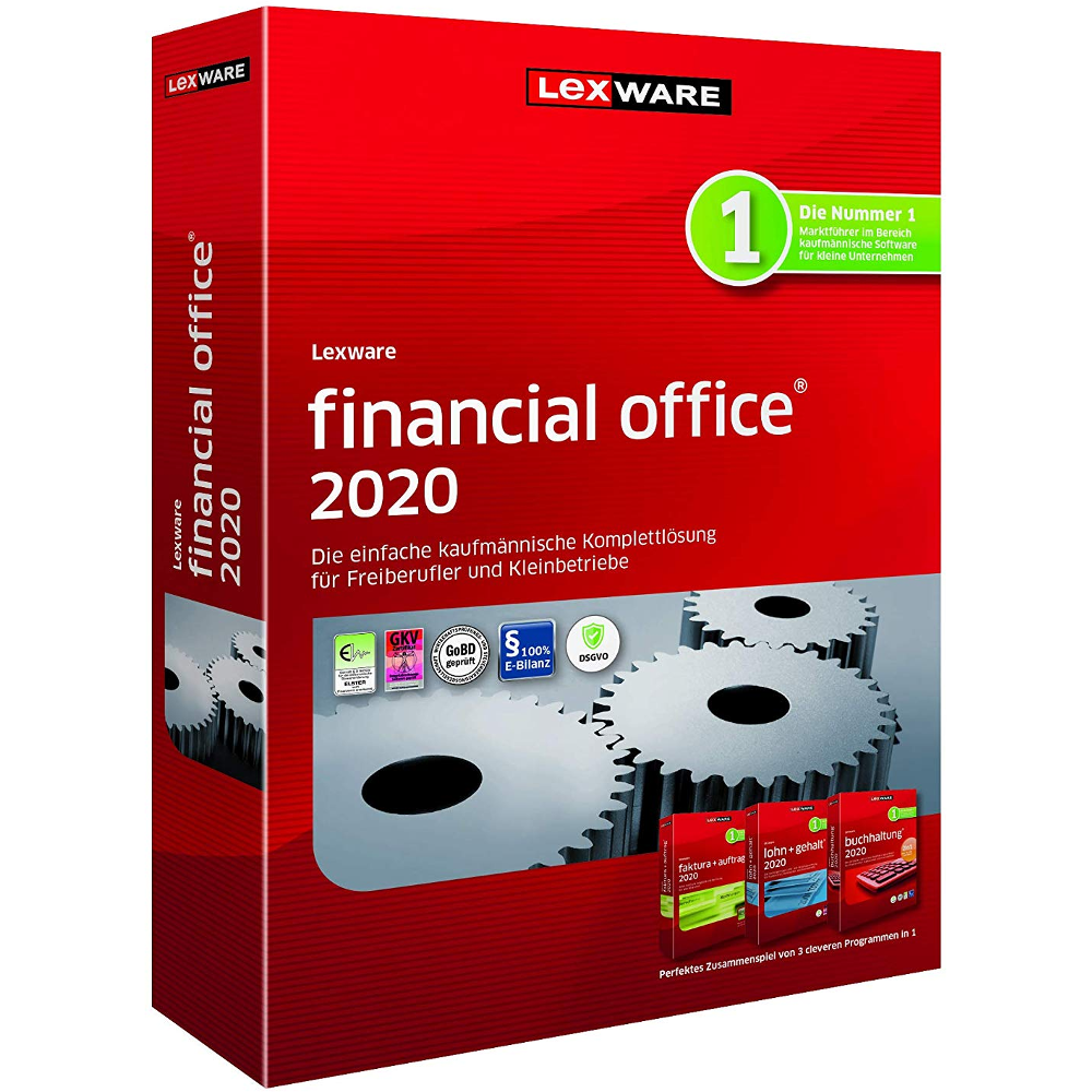 Lexware financial office