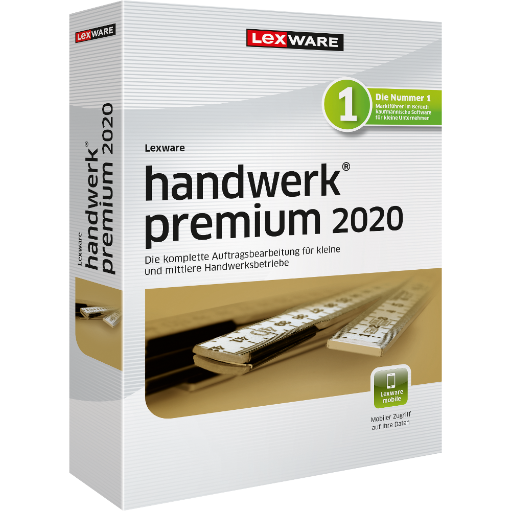 Lexware handwerk-premium