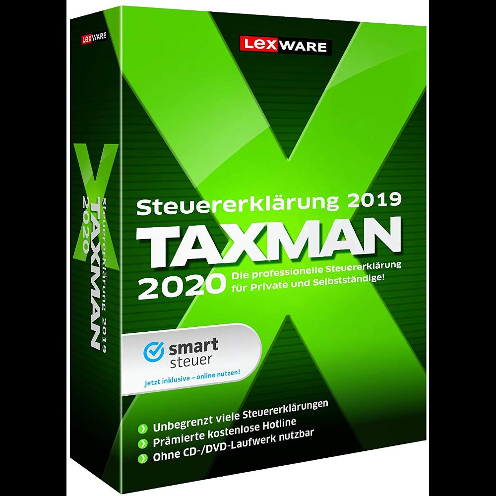 TAXMAN für Ihre Steuererklärung