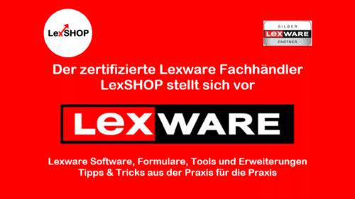 Der zertifizierte Lexware Fachh�ndler LexSHOP stellt sich vor