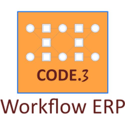 CODE.3 Workflow ERP