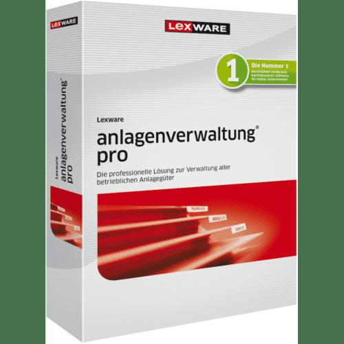 Lexware Anlagenverwaltung pro