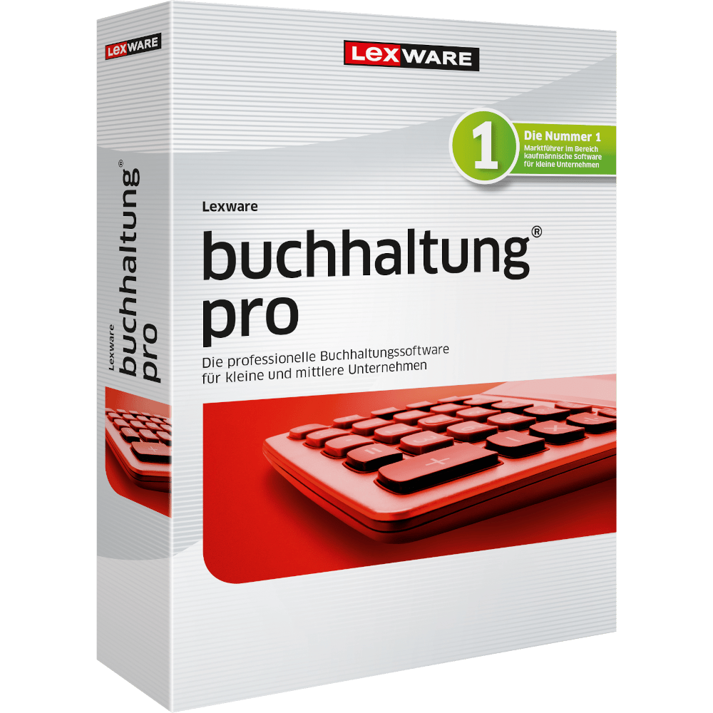 Lexware buchhaltung pro