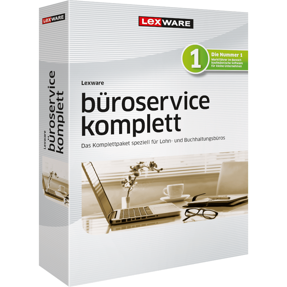 Lexware Büroservice komplett