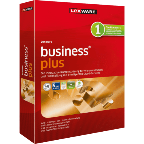 Lexware Business plus