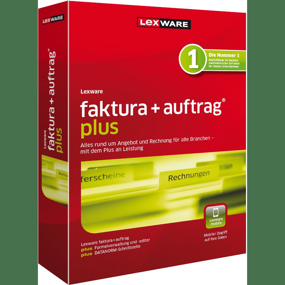 Lexware faktura-auftrag plus