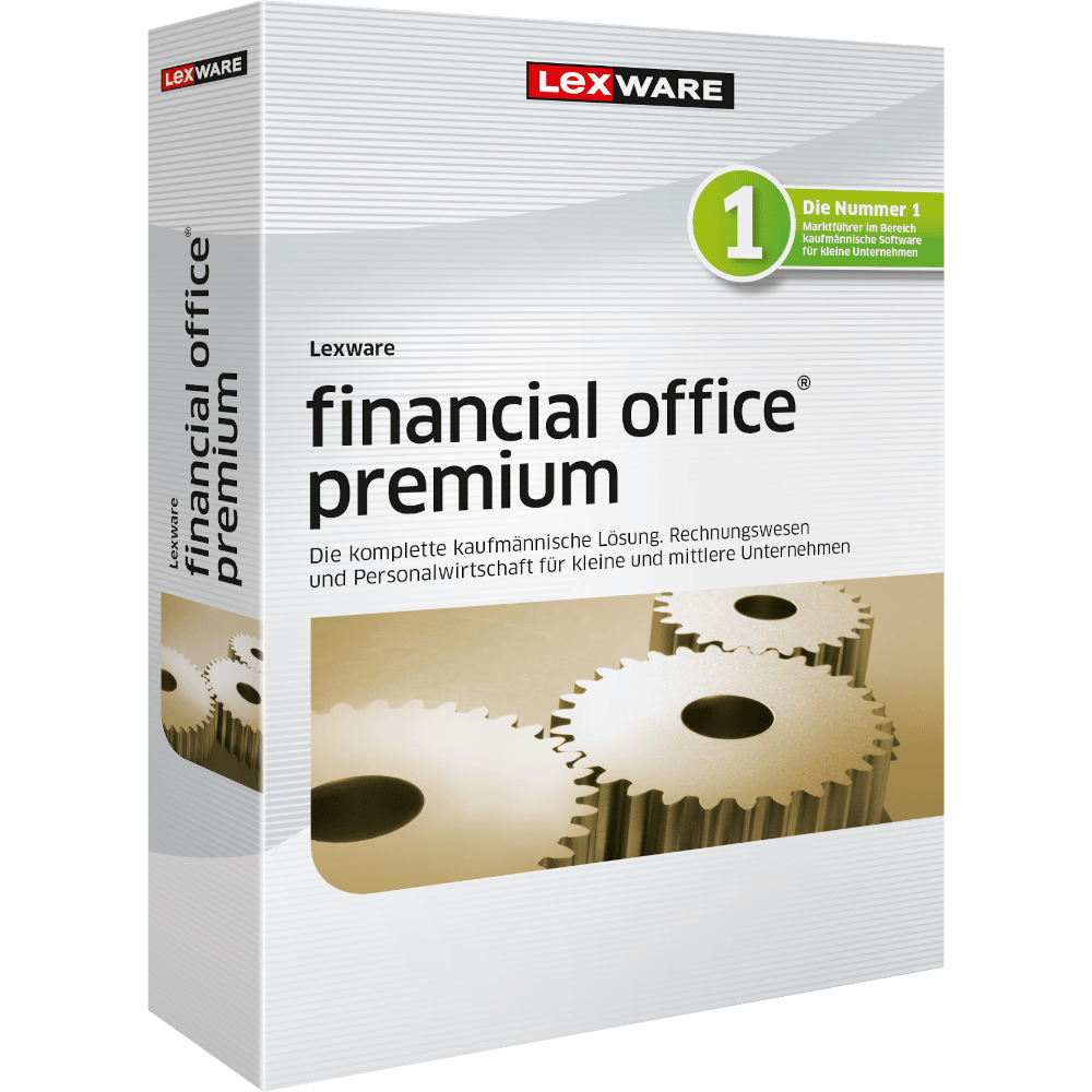 Schulung Lexware financial office premium