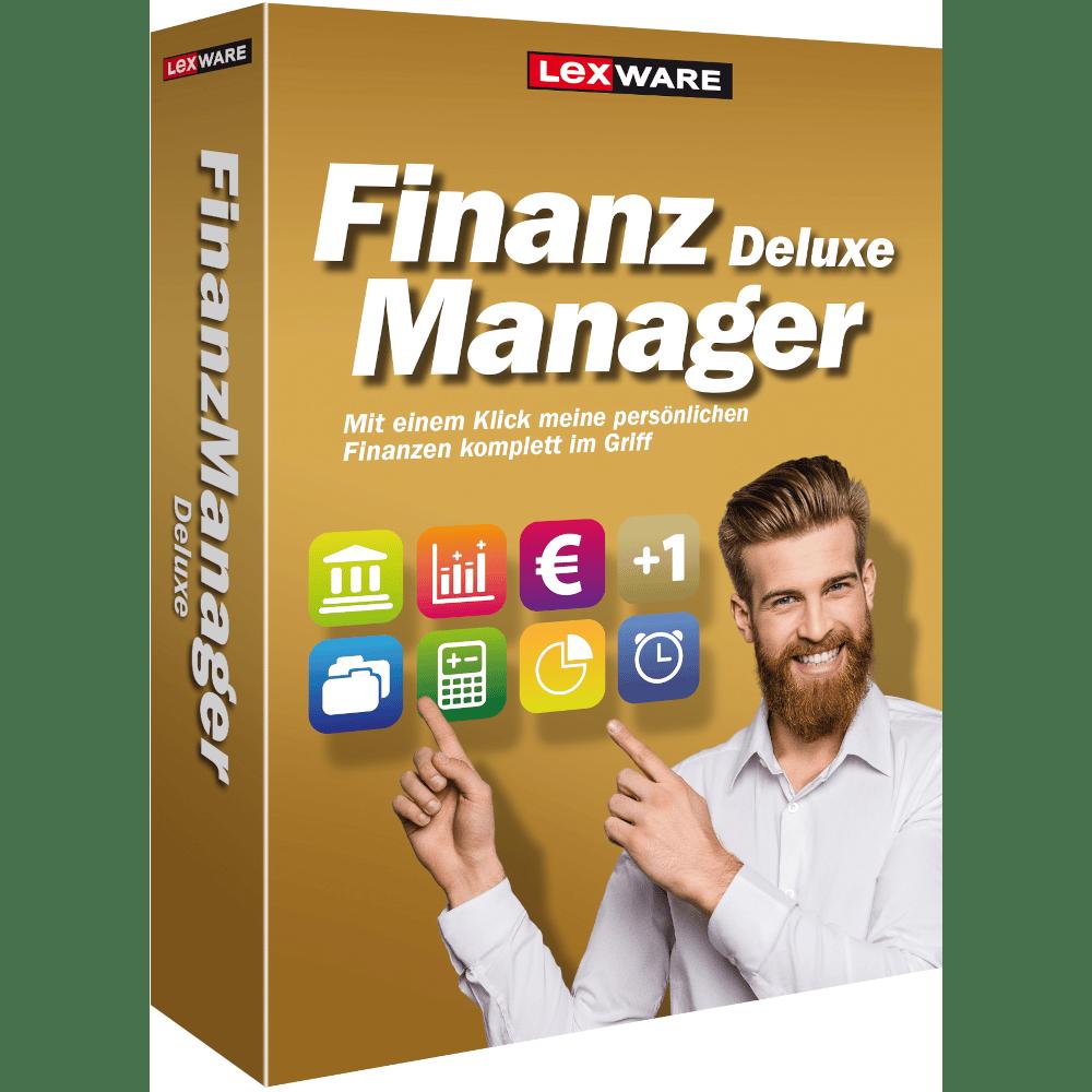 Lexware FinanzManager de Luxe 2020