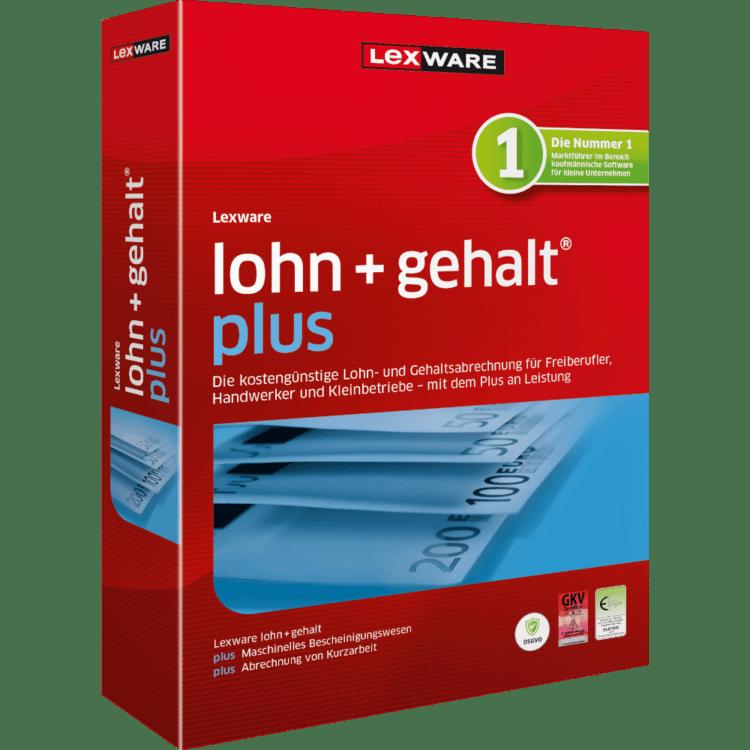 Lexware Lohn+Gehalt plus