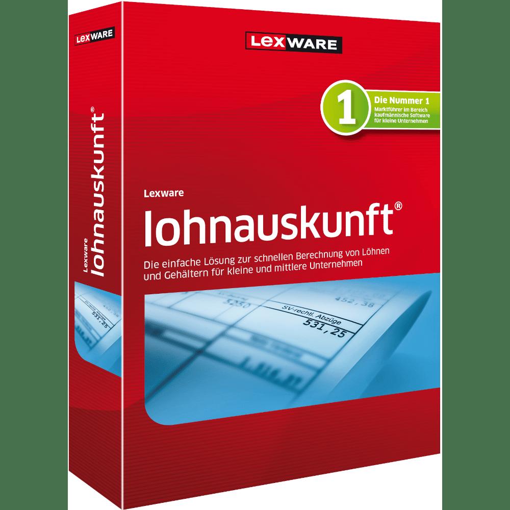 Lexware Lohnauskunft