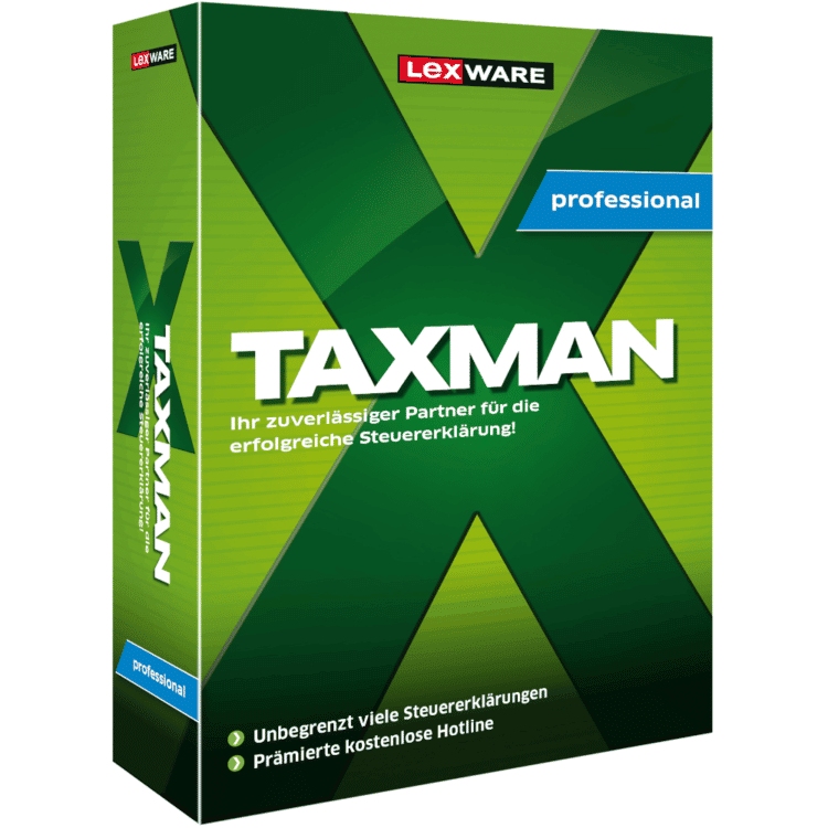 Lexware TAXMAN Professional