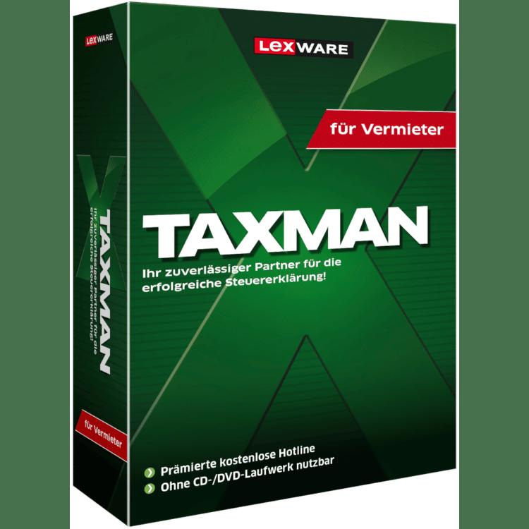 Lexware TAXMAN Vermieter
